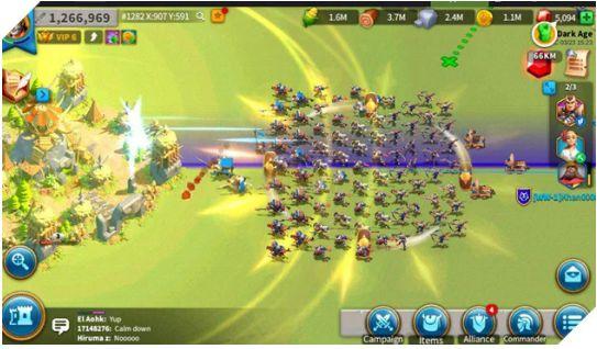 Rise of Kingdoms: Cách chọn quốc gia, chọn tướng cho người mới chơi 4