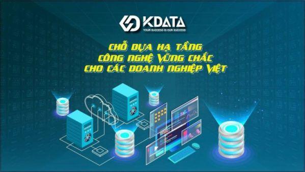 Kdata - Giải pháp hạ tầng công nghệ thông tin tốt nhất sau Covid 1