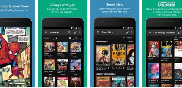 Top 10 ứng dụng đọc truyện Manga phổ biến nhất trên thế giới 5