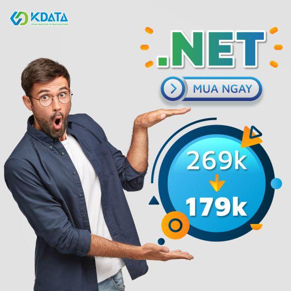 Domain .COM và .NET đang khuyến mại với giá cực sốc 3