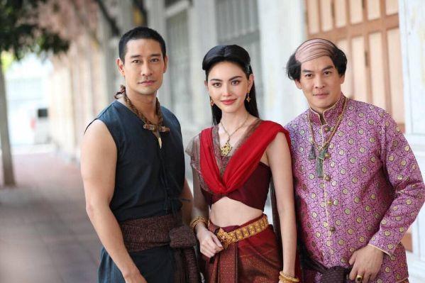 Top các phim Thái Lan được fan mong đợi lên sóng nhất năm 2021 7